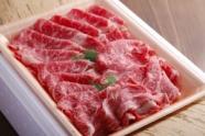 【経産牛】但馬牛ロース すき焼き・しゃぶしゃぶ(1kg)イメージ